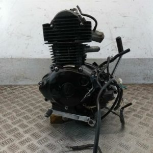 LEXMOTO ASPIRE 125 2016 Engine