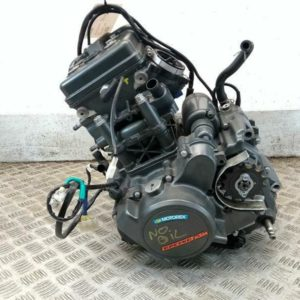 KTM DUKE 125 2017 Engine